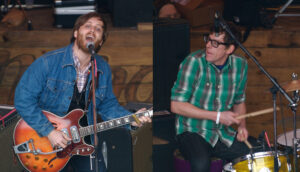 The Black Keys cover acustica